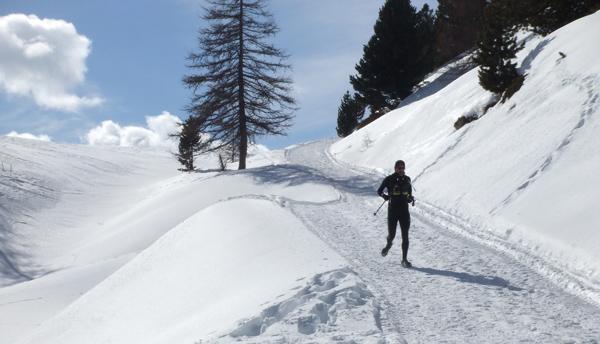 Trail Blanc