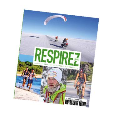 Une N°6 Magazine RESPIREZ